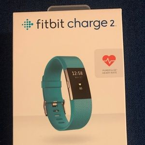 Gently used Fitbit charge 2. Size small